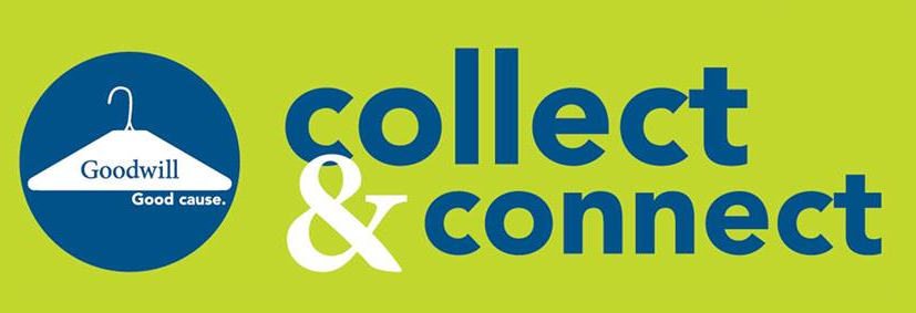 Goodwill Collect & Connect Clothing Drive